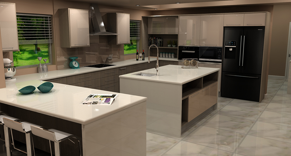 Okelo Kitchen Designs | Design and Installation of modern kitchens